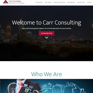 Carr Consulting