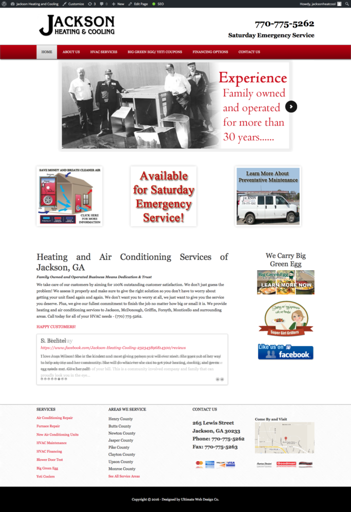 Heating and Air Conditioning Services of Jackson Ga - Jackson Heating and Cooling 2016-04-23 20-07-13