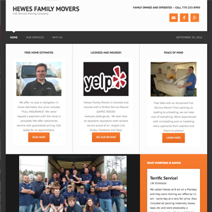 new website in McDonough GA